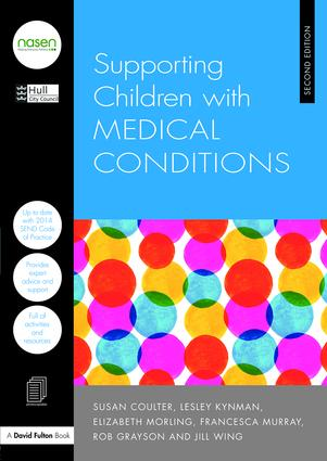 Supporting Children with Medical Conditions book cover