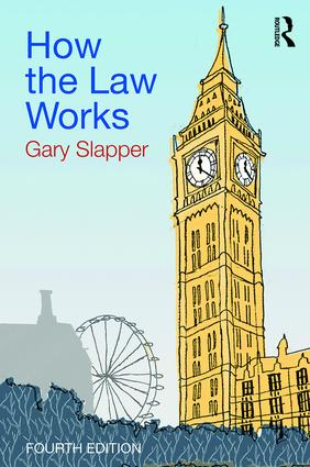 How the Law Works book cover