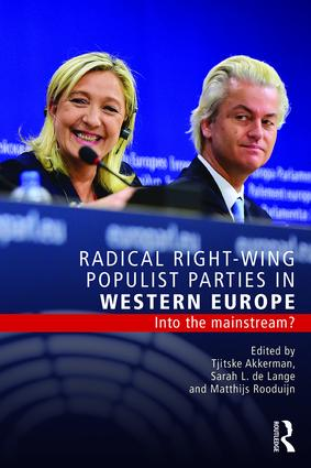 Radical Right-Wing Populist Parties in Western Europe: Into the Mainstream?, 1st Edition (e-Book) book cover