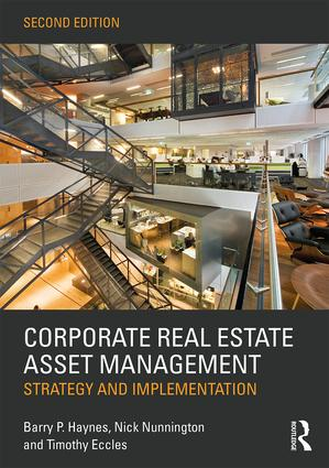 Corporate Real Estate Asset Management: Strategy and Implementation book cover