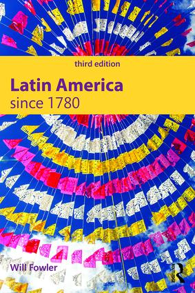 Latin America since 1780 book cover