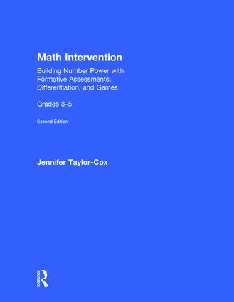 Math Intervention 3-5
