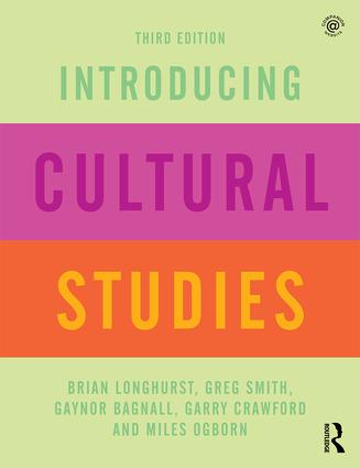 Introducing Cultural Studies book cover
