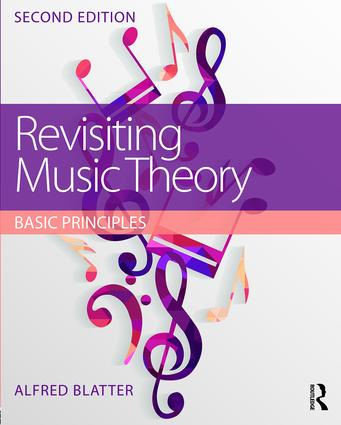 Revisiting Music Theory: Basic Principles, 2nd Edition (Paperback) book cover