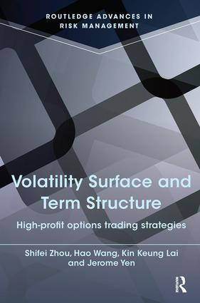 Volatility Surface and Term Structure: High-profit Options Trading Strategies book cover