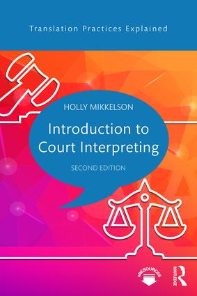 Introduction to Court Interpreting book cover