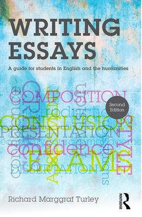 Writing Essays: A guide for students in English and the humanities, 2nd Edition (Paperback) book cover
