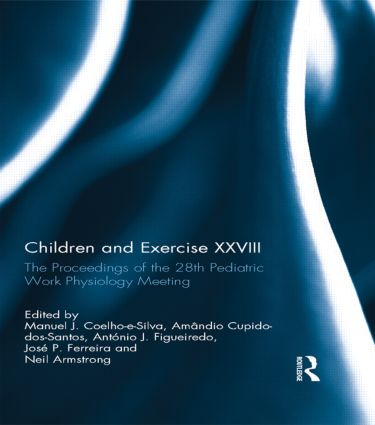 Children and Exercise XXVIII: The Proceedings of the 28th Pediatric Work Physiology Meeting book cover