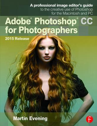 Adobe Photoshop CC for Photographers, 2015 Release: 3rd Edition (Paperback) book cover