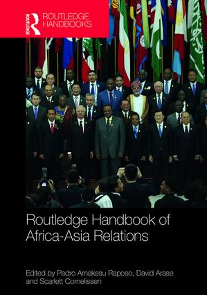Routledge Handbook of Africa-Asia Relations book cover