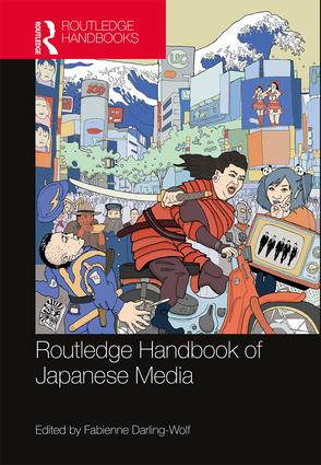 Routledge Handbook of Japanese Media book cover