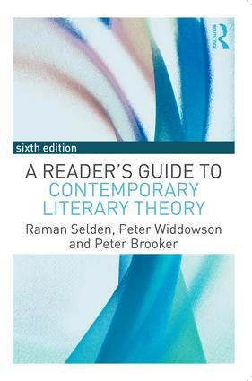 A Reader's Guide to Contemporary Literary Theory book cover