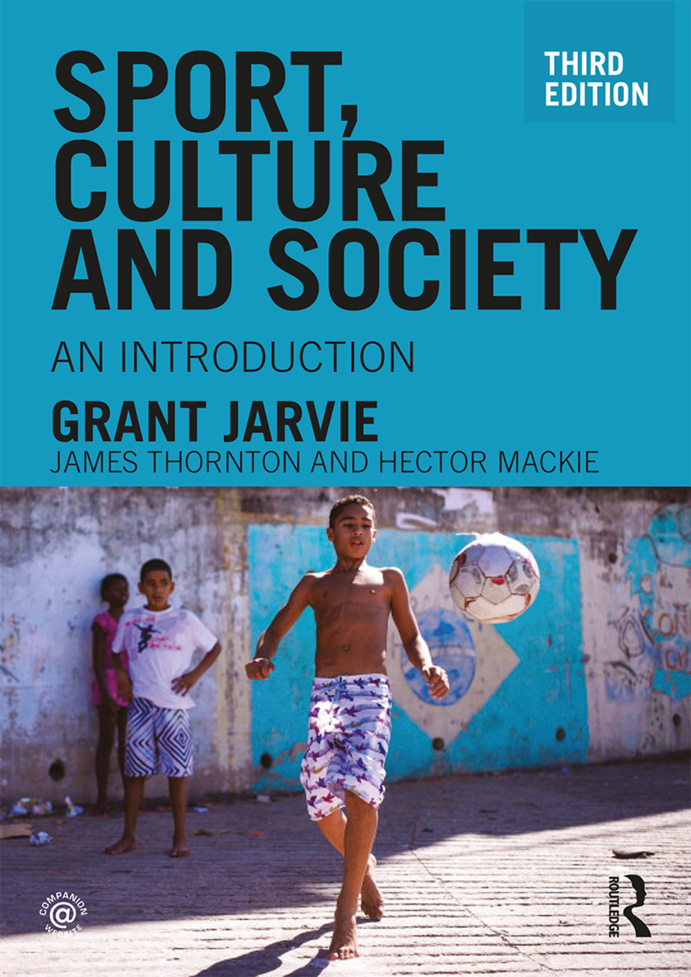 Sport, Culture and Society: An introduction book cover