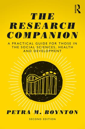 The Research Companion: A practical guide for those in the social sciences, health and development, 2nd Edition (Paperback) book cover