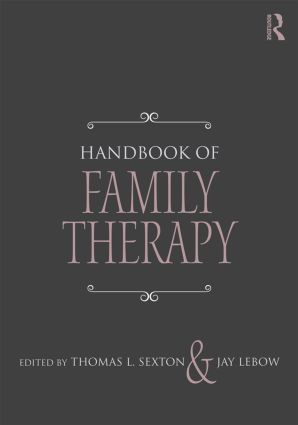 Handbook of Family Therapy: 1st Edition (Paperback) book cover