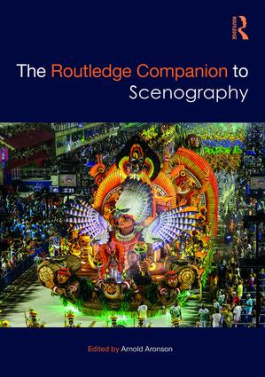 The Routledge Companion to Scenography book cover