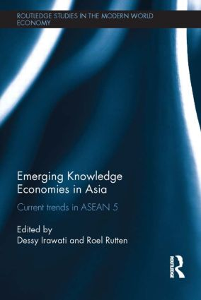 Emerging Knowledge Economies in Asia: Current Trends in ASEAN-5 book cover