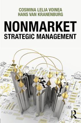 Nonmarket Strategic Management book cover
