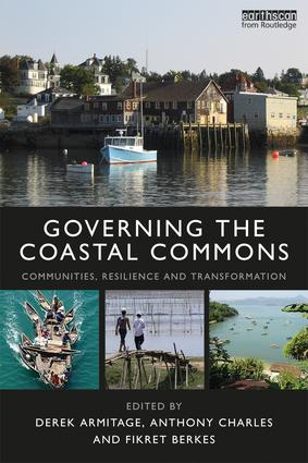 Governing the Coastal Commons: Communities, Resilience and Transformation, 1st Edition (Paperback) book cover