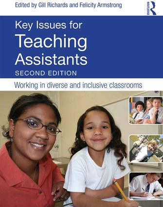 Key Issues for Teaching Assistants: Working in diverse and inclusive classrooms, 2nd Edition (Paperback) book cover
