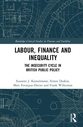 Labour, Finance and Inequality: The Insecurity Cycle in British Public Policy, 1st Edition (Hardback) book cover