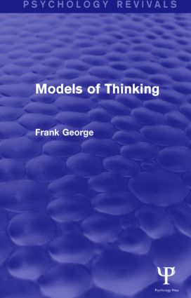 Models of Thinking: 1st Edition (Paperback) book cover