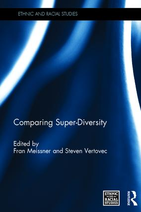 Comparing Super-Diversity: 1st Edition (Hardback) book cover
