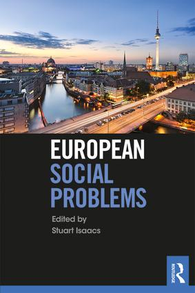 European Social Problems: 1st Edition (e-Book) book cover