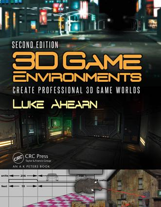 3D Game Environments: Create Professional 3D Game Worlds book cover