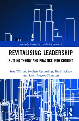 Revitalising Leadership: Putting Theory and Practice into Context book cover