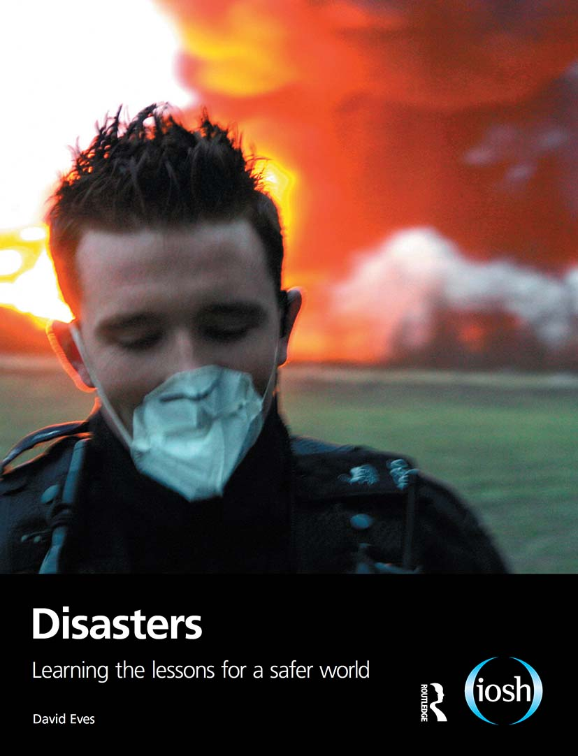 Disasters: Learning the Lessons for a Safer World book cover