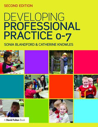Developing Professional Practice 0-7: 2nd Edition (Paperback) book cover