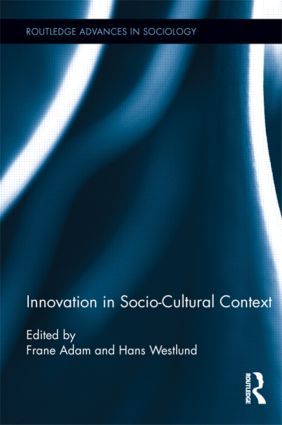 Innovation in Socio-Cultural Context: 1st Edition (Paperback) book cover