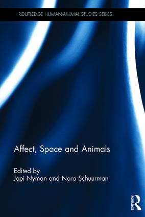 Affect, Space and Animals (Hardback) book cover