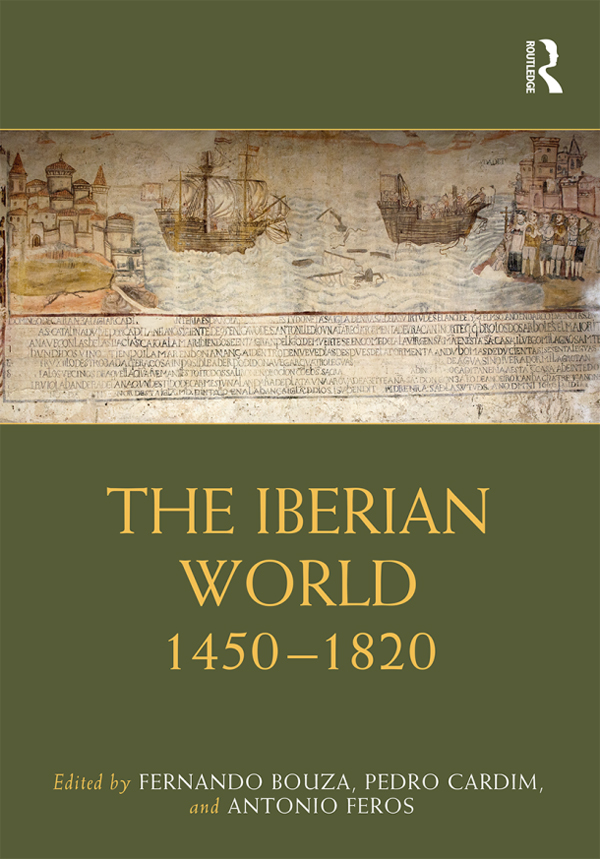 The Iberian World: 1450–1820 book cover