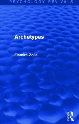 Archetypes: 1st Edition (Hardback) book cover