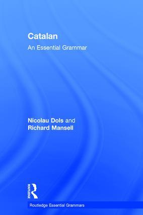 Catalan: An Essential Grammar book cover