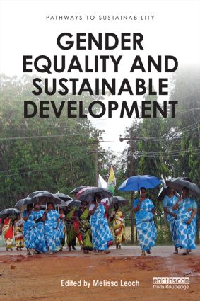 Gender Equality and Sustainable Development: 1st Edition (Paperback) book cover