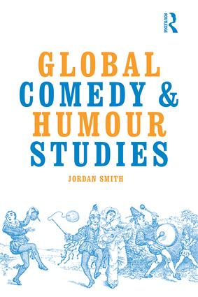 Global Comedy and Humour Studies book cover