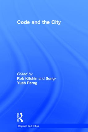 Code and the City: 1st Edition (Hardback) book cover