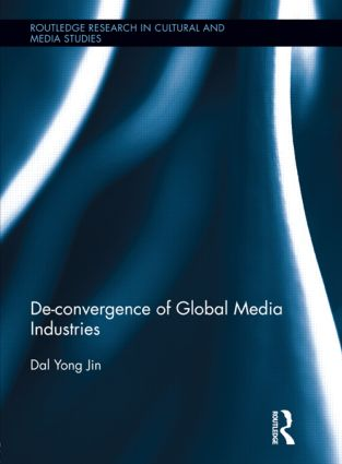 De-Convergence of Global Media Industries (e-Book) book cover