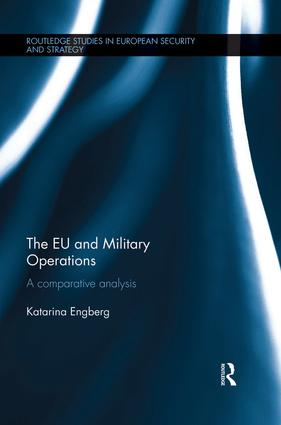 The EU and Military Operations: A comparative analysis book cover