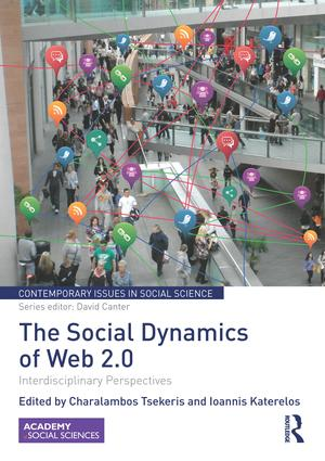 The Social Dynamics of Web 2.0: Interdisciplinary Perspectives (Paperback) book cover