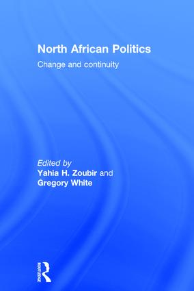 North African Politics: Change and continuity, 1st Edition (Hardback) book cover