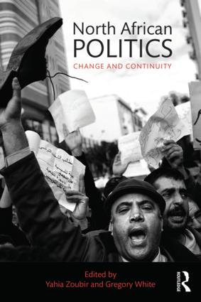 North African Politics: Change and continuity (Paperback) book cover