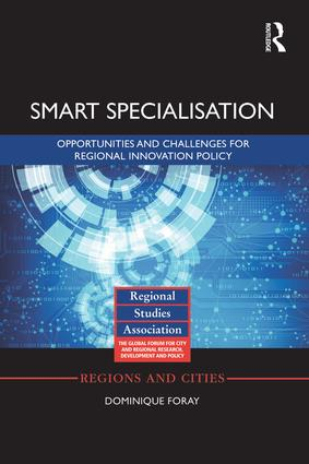 Smart Specialisation: Opportunities and Challenges for Regional Innovation Policy (Paperback) book cover