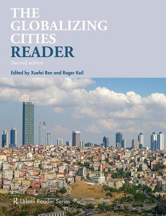 The Globalizing Cities Reader book cover