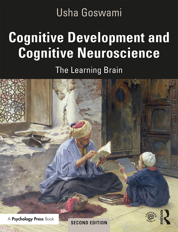 Cognitive Development and Cognitive Neuroscience: The Learning Brain book cover