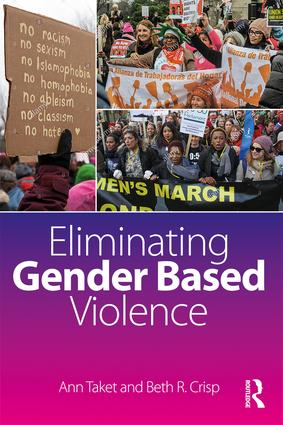 Eliminating Gender-Based Violence book cover