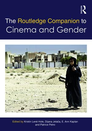 The Routledge Companion to Cinema & Gender: 1st Edition (Hardback) book cover